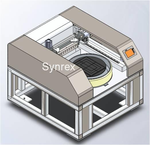 320x400mm Slit-spin Coater