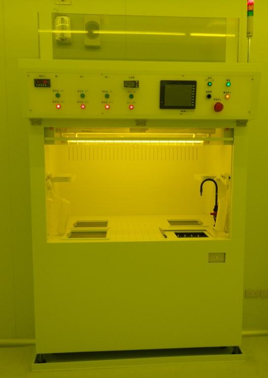 有機/酸/鹼製程濕式工作台