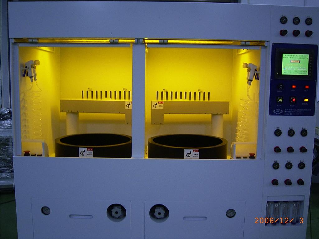 8-inch落地型雙槽顯影蝕刻機