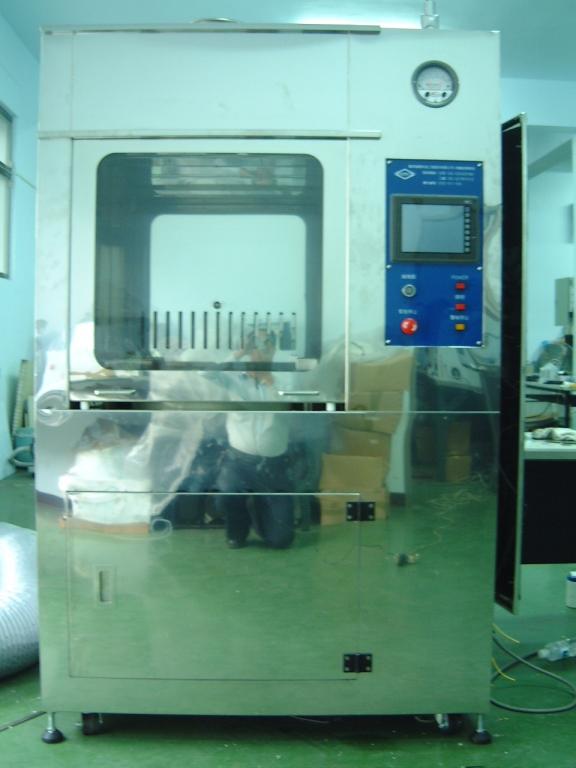 4-inch落地型單頭塗佈機